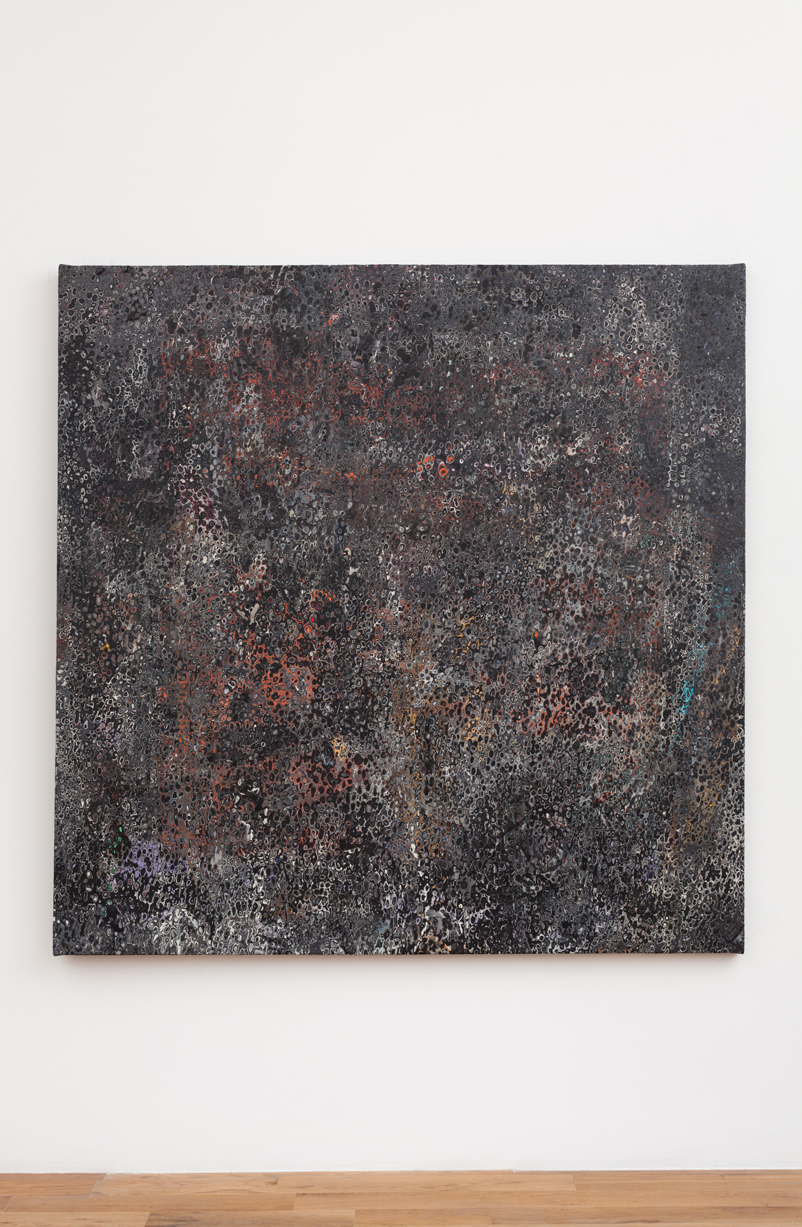 <p><em>Artforum September 1965</em><span class='media'>Acrylic on canvas</span>63 x 63 in (160 x 160 cm)<br>2016<br></p>