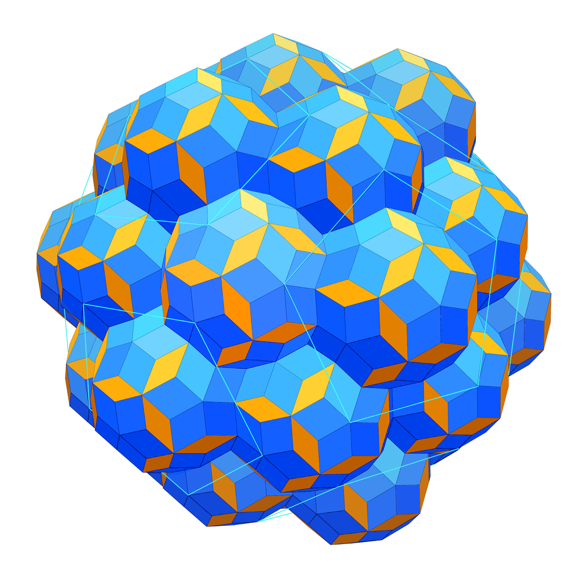 <p><em>Enneacon Cluster</em><span class='media'>Archival digital print</span>24 x 24in<br>25.25 x 25.25in (framed)<br>Edition of 35<br>2015<br><a class='inquire' href='mailto:info@gildargallery.com?subject=Artwork Inquiry CRIC0028&body=I am interested in finding out more about Enneacon Cluster by Clark Richert'>Inquire</a></p>