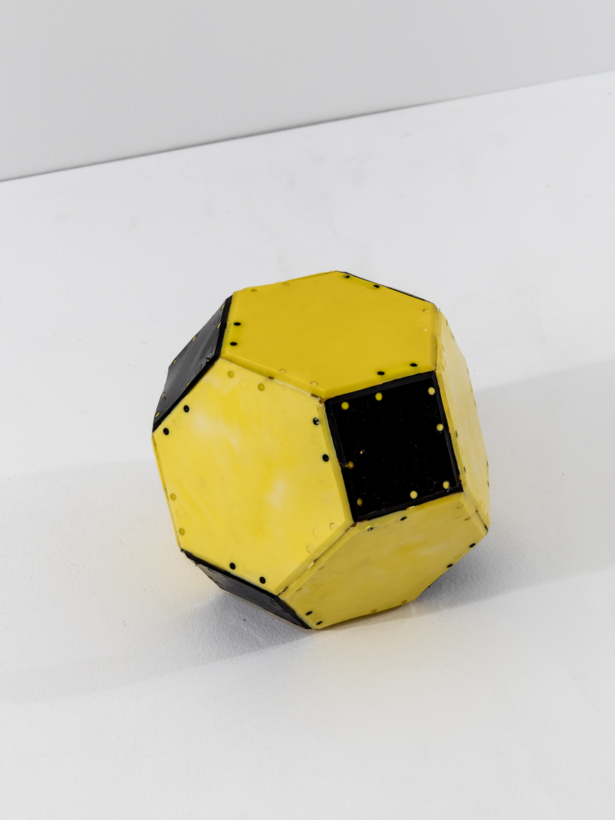<p><em>Truncated Octahedron</em><span class='media'>injection molded polyethelene</span>1970's<br><a class='inquire' href='mailto:info@gildargallery.com?subject=Artwork Inquiry CRIC0038&body=I am interested in finding out more about Truncated Octahedron by Clark Richert'>Inquire</a></p>
