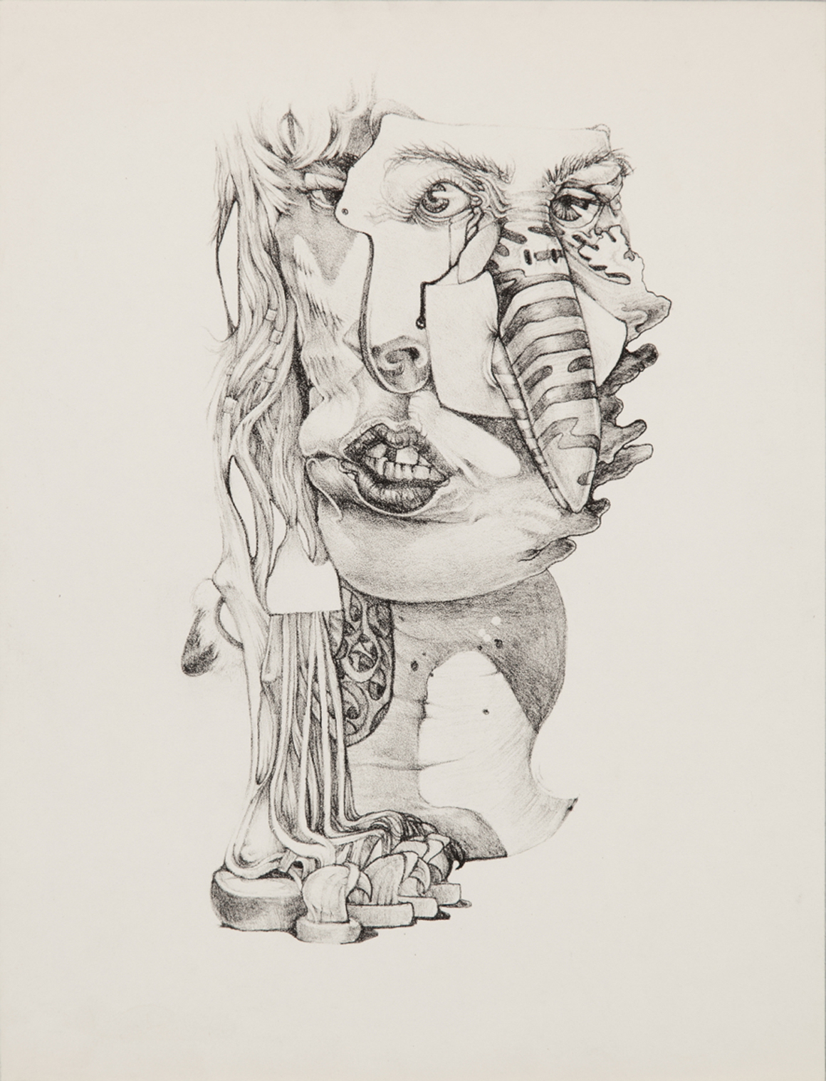 "<p><span class=""name"">Deborah Valentine</span><br><em>Self Portrait</em><span class='media'>Lithograph</span>Edition of Edition of 4<br>1976<br><a class='inquire' href='mailto:info@gildargallery.com?subject=Artwork Inquiry DVAL0001&body=I am interested in finding out more about Self Portrait by Deborah Valentine'>Inquire</a></p>"