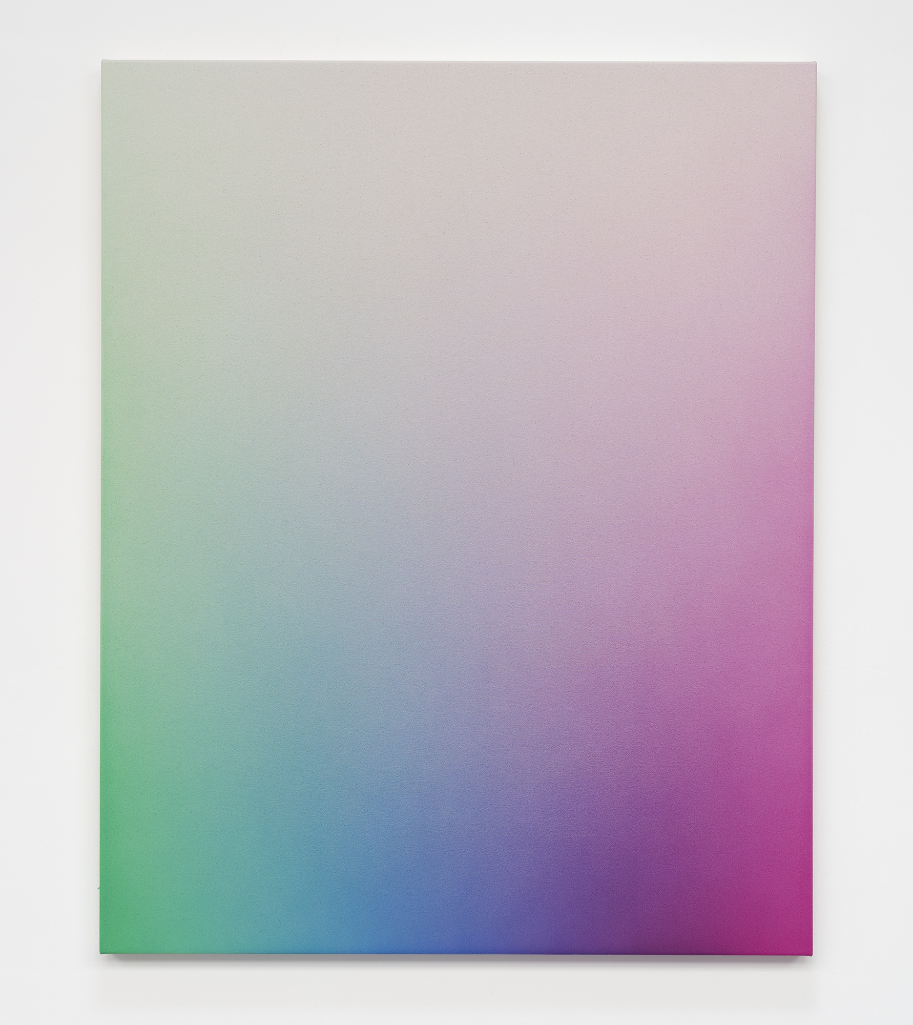 "<p><span class=""name"">Oliver Marsden</span><br><em>Spectrum Fade GCBVM II (light)</em><span class='media'>Acrylic on canvas</span> 59.06 x 47.2in 