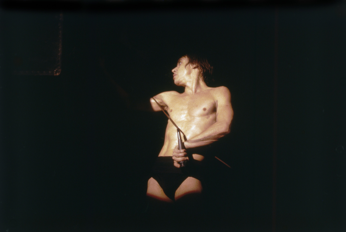 "<p><span class=""name"">Richard Peterson</span><br><em>Iggy Pop, 1979</em><span class='media'>pigment ink archival print</span>17 x 22 in (43.2 x 55.9 cm)<br>Edition of Edition of 11<br>1979<br><a class='inquire' href='mailto:info@gildargallery.com?subject=Artwork Inquiry RPET0007&body=I am interested in finding out more about Iggy Pop, 1979 by Richard Peterson'>Inquire</a></p>"