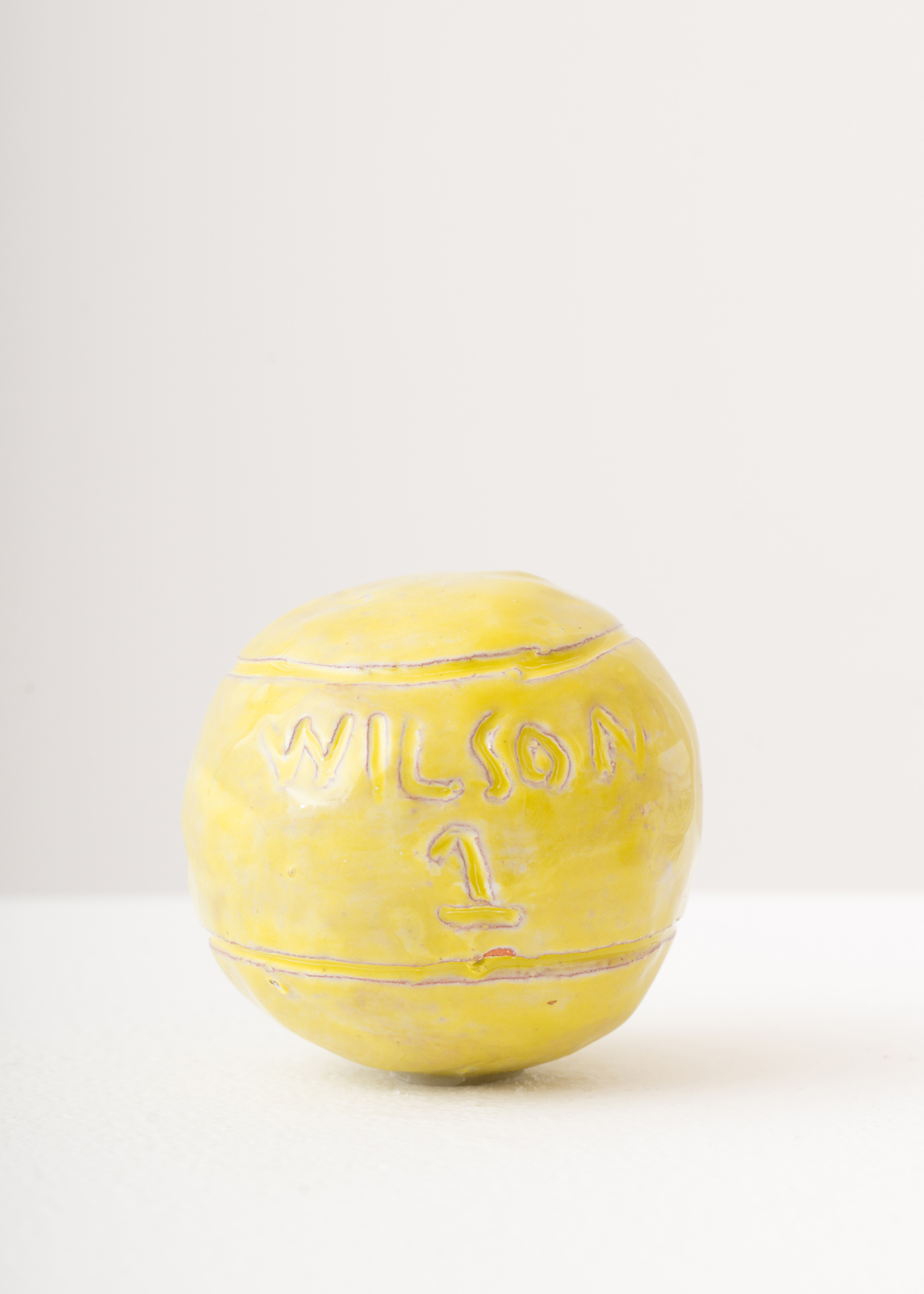 "<p><em>Balls</em><span class='media'>Earthenware, Glaze</span>Estimated 2.75"" x 2.75""<br>Edition of Edition of 20<br>2018<br><a class='inquire' href='mailto:info@gildargallery.com?subject=Artwork Inquiry SKAN0041&body=I am interested in finding out more about Balls by Stephanie Kantor'>Inquire</a></p>"