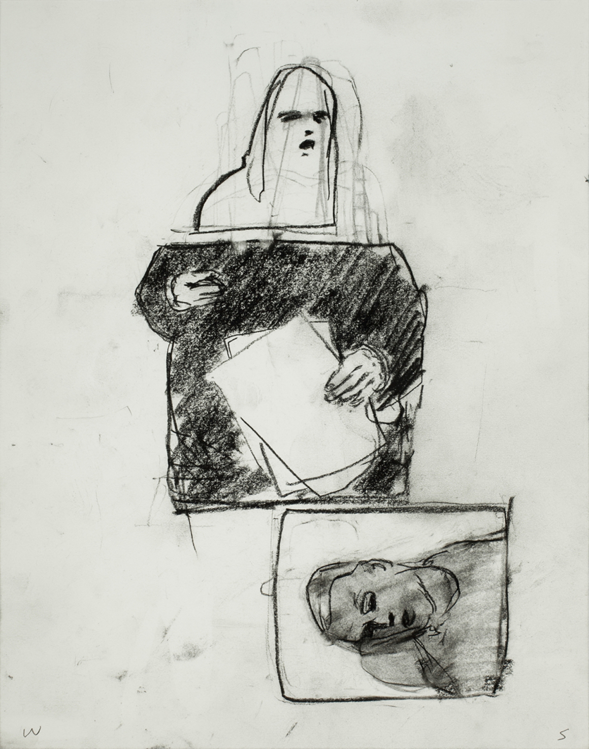 <p><em>Untitled (Tuesday 11/03/09)</em><span class='media'>charcoal on paper</span>14 x 11 in  (35.6 x 27.9 cm)<br>19 x 16 in  (48.3 x 40.6 cm) Framed (framed)<br>2009<br><a class='inquire' href='mailto:info@gildargallery.com?subject=Artwork Inquiry WSTO0009&body=I am interested in finding out more about Untitled (Tuesday 11/03/09) by William Stockman'>Inquire</a></p>