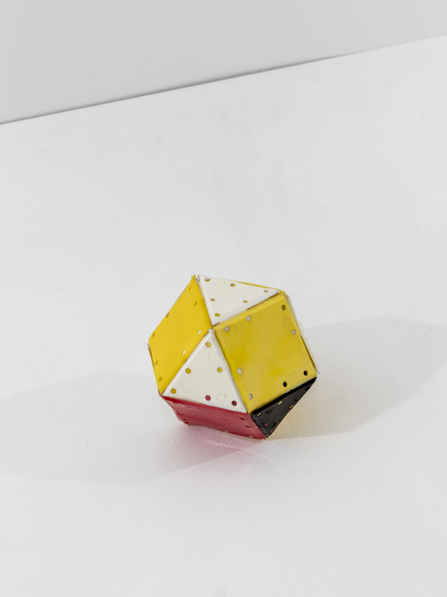 <p><em>Cuboctahedron</em><span class='media'>injection molded polyethelene</span>3.75 x 4.5 x 4.5 in (9.5 x 11.4 x 11.4 cm)<br>1970<br><a class='inquire' href='mailto:info@gildargallery.com?subject=Artwork Inquiry CRIC0040&body=I am interested in finding out more about Cuboctahedron by Clark Richert'>Inquire</a></p>