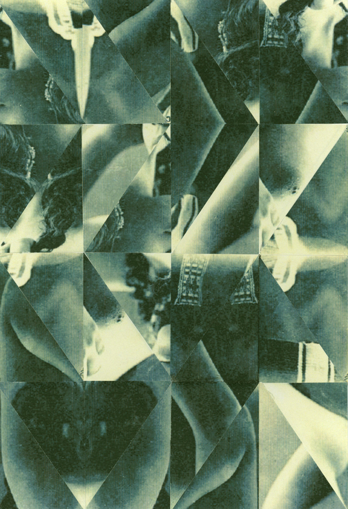 """<p><span class=""""name"""">Richard Waara</span><br><em>Clepsydra in flagrante Collage</em><span class='media'>giclee</span>9 x 7 in (22.9 x 17.8 cm)<br>Edition of Edition of Edition of 3<br>2012<br></p>"""